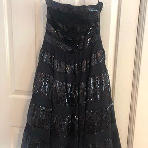 Sequin Betsy's Johnson dress